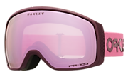 Flight Tracker XM Snow Goggles - Factory Pilot Grenache Rubine Red