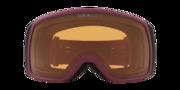 Flight Tracker XS Snow Goggles - Heathered Grenache Black