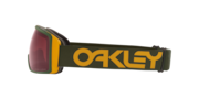 Flight Tracker XS Snow Goggles - Factory Pilot Dark Brush Mustard