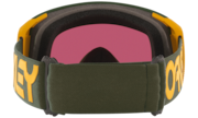 Flight Tracker XS Snow Goggles - Factory Pilot Dark Brush Mustard