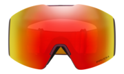 Fall Line XL Snow Goggles - Grenache Mustard Yellow