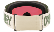 Fall Line XL Snow Goggles - Factory Pilot Dark Brush Grey