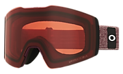 Fall Line XM Snow Goggles - Heathered Grenache Grey
