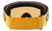 Fall Line XM Snow Goggles - Mustard Black
