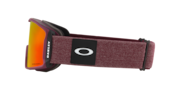 Line Miner™ XL Snow Goggles - Heathered Grenache Grey
