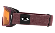 Line Miner™ Snow Goggles - Heathered Grenache Grey
