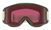 Line Miner™ (Youth Fit) Snow Goggles - Factory Pilot Dark Brush Grey