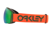 Flight Deck™ Snow Goggles - Factory Pilot Orange Dark Brush