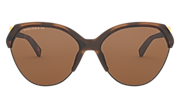 Trailing Point - Matte Brown Tortoise