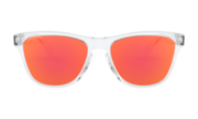 Frogskins™ XS (Youth Fit) - Polished Clear / Prizm Ruby