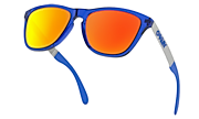 Frogskins™ Mix (Asia Fit) - Crystal Blue