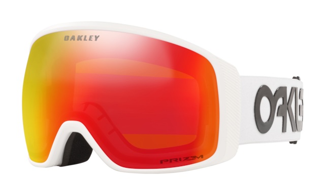 Oakley Flight Tracker Xl Snow Goggles In White