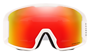 Line Miner™ Snow Goggles - Factory Pilot White