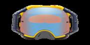 Airbrake® MX Goggles - B1B Yellow Navy
