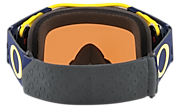 Airbrake® MX Goggles - B1B Yellow Navy