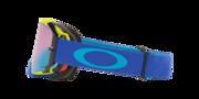 Airbrake® MX Goggles - Tuff Blocks Green Blue
