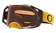 Airbrake® MX Goggles - Tuff Blocks Gunmetal Gold