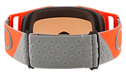 Front Line™ MX Goggles - B1B Orange Gunmetal