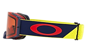 Front Line™ MX Goggles - B1B Red Yellow