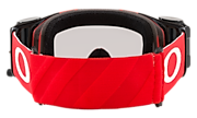 Front Line™ MX Goggles - Tuff Blocks Red Grey