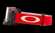 Front Line™ MX Goggle - Tuff Blocks Red Grey