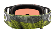 Front Line™ MX Goggle - Rut City Green Gunmetal