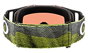Front Line™ MX Goggles - Rut City Green Gunmetal