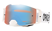 Front Line™ MX Goggles - Factory Pilot White