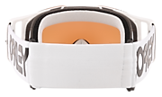 Front Line™ MX Goggles - Factory Pilot White
