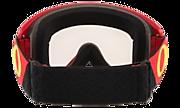O-Frame® 2.0 PRO XS MX Goggles - B1B Red Yellow