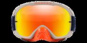 O-Frame® 2.0 PRO MX Goggles - Factory Pilot Red Blue