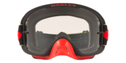 O-Frame® 2.0 PRO MX Goggles - Tuff Blocks Yellow Red