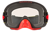 O-Frame® 2.0 PRO MX Goggles - Tuff Blocks Yellow Red