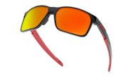 Portal X - Polished Black / Prizm Ruby Polarized