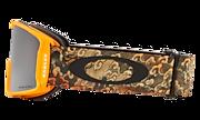 Line Miner™ Snow Goggles - Kamikazu Derma Orange