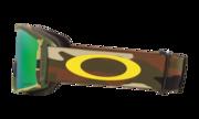 Line Miner™ Snow Goggles - Camo Greens