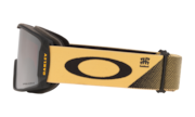 Line Miner™ Snow Goggles - Black N Yellow