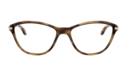 Twin Tail (Youth Fit) - Polished Brown Tortoise / Demo Lens