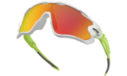Jawbreaker™ Origins Collection - Polished White / Prizm Ruby
