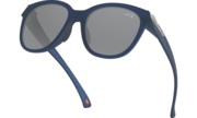 New England Patriots Low Key - Matte Translucent Blue