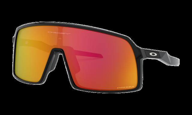 Oakley Men's Polished Black Oakley® Definition Sutro Sunglasses