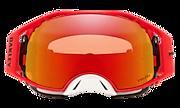 Airbrake® MX Goggles - Heritage Stripe Red