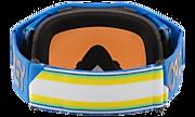 Airbrake® MX Goggles - Heritage Stripe Blue