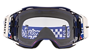 Airbrake® MTB Goggles - Troy Lee Designs Pre-Mix Navy Orange