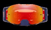 Front Line™ MX Goggle - Troy Lee Designs Confetti Orange Red