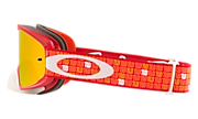 O-Frame® 2.0 PRO MX Goggles - Troy Lee Designs Monogram Orange Red