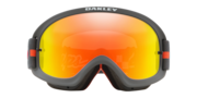 O-Frame® 2.0 PRO XS MX Goggles - Troy Lee Designs Checkerboard Red