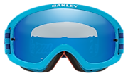 O-Frame® 2.0 PRO XS MX Goggles - Troy Lee Designs Checkerboard Blue