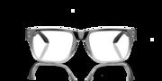 Holbrook™ - Polished Black Clear Fade