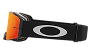 Front Line™ MX Goggles - Tuff Blocks Black Gunmetal